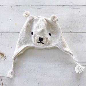 Baby Gap Polar Bear Knit Hat 🐻